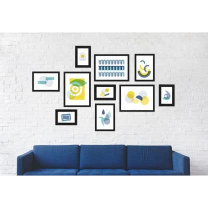 Image présentant les 10 affiches des 10 principes du colibri de Furk-Studio