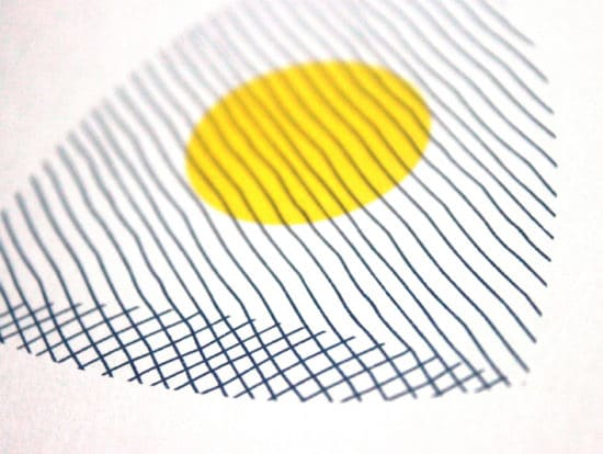 Image d'un des posters de la série les 10 principes du colibri